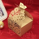 Other Pearl Paper Favor Boxes (Set of 50)