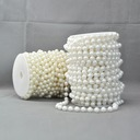 Simple Elegant Faux Pearl Decorative Accessories (Sold in a single piece)