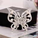 Nice Alloy Rhinestones Imitation Pearls Ladies' Fashion Brooches (Sold in a single piece)
