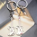 Personalized Alloy Keychains (Set of 6)