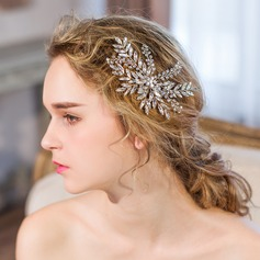 Gorgeous Cristallo/Strass Pettine & clip di capelli