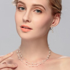 Charming Alloy Women's/Ladies' Jewelry Sets