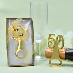 Arabic numerals Design Zinc alloy Bottle Openers