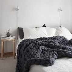 simple pretty Superfine Fiber Blankets & Throws