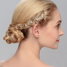 Exquisite Alloy Hairpins (Set of 6)