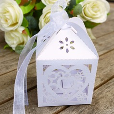 Laser Cut Box Wedding Candy Box