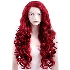 Wavy Synthetic Hair Capless Wigs (Sold in a single piece) 260g
