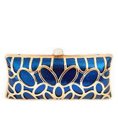 Charming Stainless Steel Clutches/Wristlets