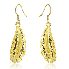 Unique Gold Plated Ladies' Earrings