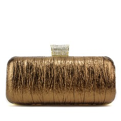 Charming Sparkling Glitter With Rhinestone Clutches