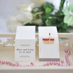 Personalized Classic Pattern Hard Card Paper Matchboxes