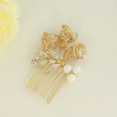 Ladies Glamourous Rhinestone Combs & Barrettes (Sold in single piece)