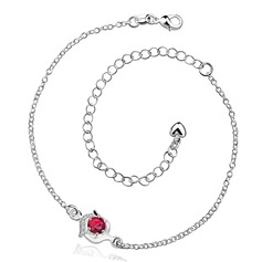 Gorgeous Silver Plated Ladies' Body Jewelry