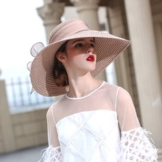 Ladies' Beautiful/Fashion/Glamourous Raffia Straw Beach/Sun Hats