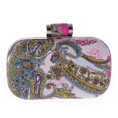 Fashional PU/Alloy Clutches/Bridal Purse