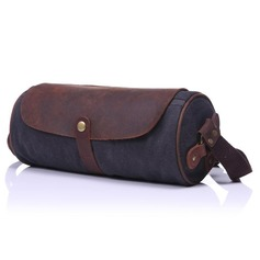 Sposo Regali - Stile Vintage Tela Dopp Kit Bag