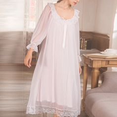 Cotton/Spandex Bridal/Feminine Sleepwear