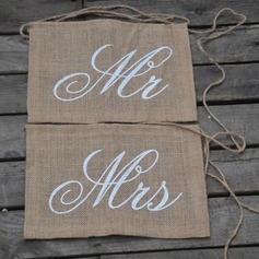 Simple/Classic Lovely/Pretty Linen Wedding Ornaments