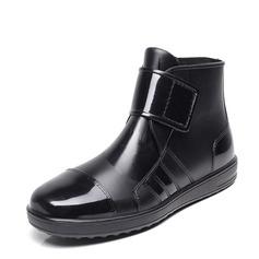 Maschile PVC Stivali da pioggia Casuale Stivali da uomo