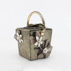 Attractive PU Clutches/Wristlets