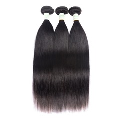6A Straight Human Hair Human Hair Weave