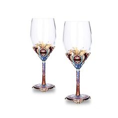 Personalized Elegant/Beautiful Toasting Flutes (Set Of 2)