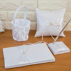 Elegant Collection Set With Ribbons/Bowknot