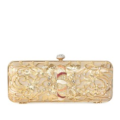 Attractive Acrylic/Alloy Clutches
