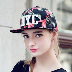 Ladies' Fashion Polyester Baseball Cap