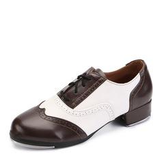 Unisexe Cuir en microfibre Claquettes Chaussures de danse