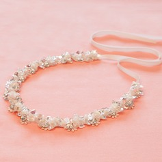 Amazing Crystal/Imitation Pearls/Sequin Headbands