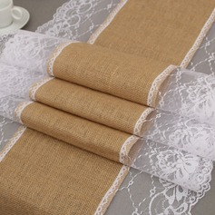 Tablecloth Linen (Sold in a single piece) Pretty Elegant Table Centerpieces