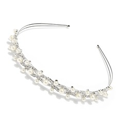 Lovely Rhinestone/Pearl Headbands