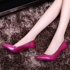 De mujer Cuero Tacón stilettos Salón Cerrados con Otros zapatos
