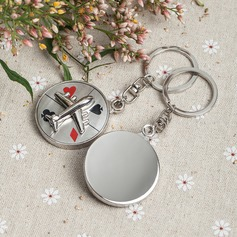 Personalized Zinc Alloy Keychains