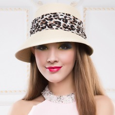 Ladies' Lovely Summer Rattan Straw With Straw Hat