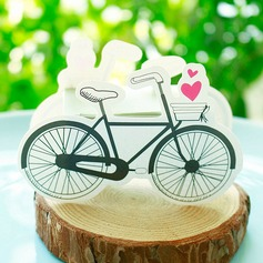 12pcs/set Vintage-inspired Bicycle Favor Box