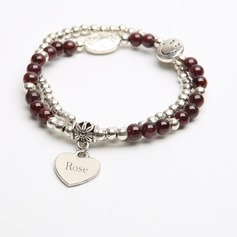 Bridesmaid Gifts - Personalized Fashion Alloy Crystal Bracelet