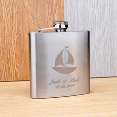 Personalized Sailboat Stainless Steel 160ml(6-oz)