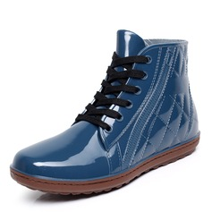 Men's PVC Rain Boats Casual Men's Boots (261172544)
