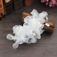 Beautiful Crystal/Imitation Pearls Combs & Barrettes