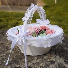 Beautiful Flower Basket in Cloth