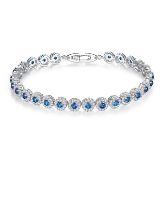 Brillant Alliage/Zircon de Dames Bracelets