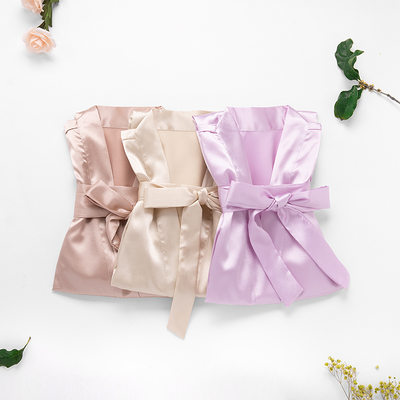 Bridesmaid Gifts - Elegant Fashion Charmeuse Robe