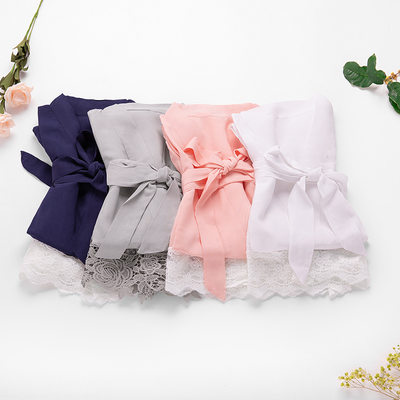 Bridesmaid Gifts - Beautiful Fashion Cotton Robe