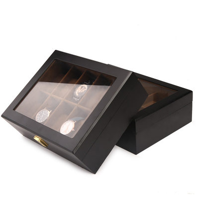 Groomsmen Gifts - Elegant Wooden Watch Box