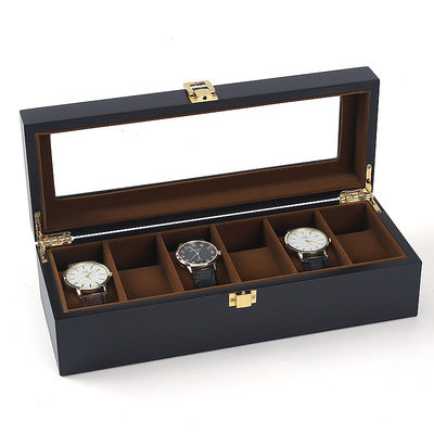 Groom Gifts - Elegant Wooden Watch Box