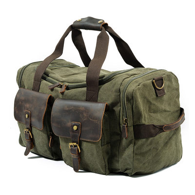 Groomsmen Gifts - Canvas Style Canvas Bag Duffle Bag