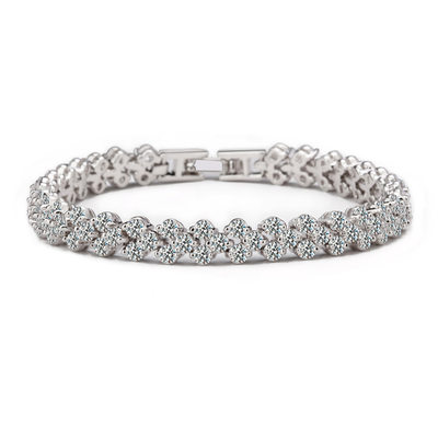 Bridesmaid Gifts - Fashion Zircon Bracelet