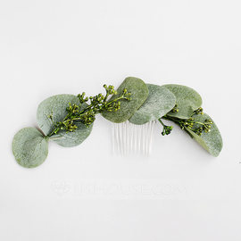 Fashion Resin Combs & Barrettes (Sold in single piece) (042191507)